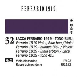 032 - Ferrario Olio 1919 Lacca ferrario 1919 (tono bleu)
