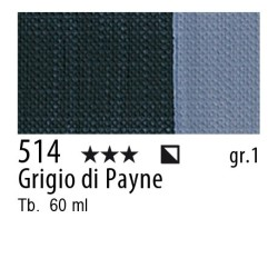 514 - Maimeri Brera Acrylic Grigio di Payne