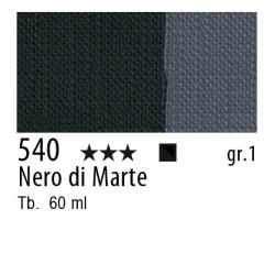 540 - Maimeri Brera Acrylic Nero di Marte
