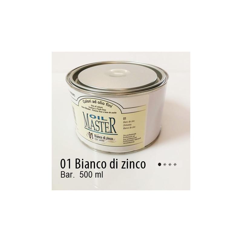 01 - Ferrario Oil Master Bianco di Zinco