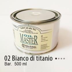 02 - Ferrario Oil Master Bianco di Titanio