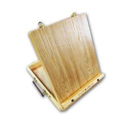 Cassetta cavalletto da tavolo leggera Daler Rowney