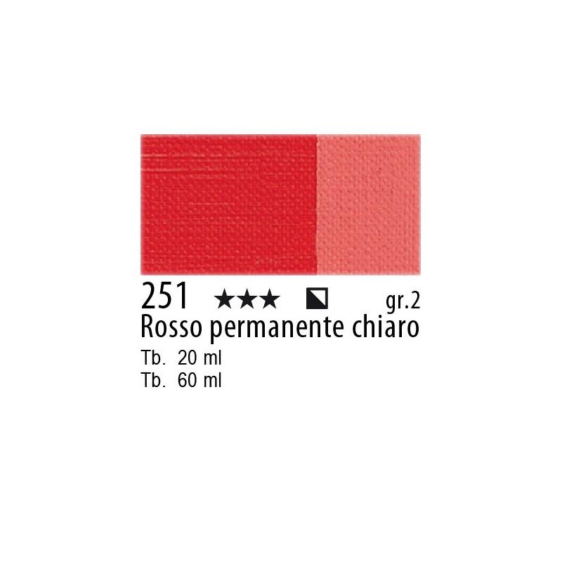 Maimeri Olio Classico Rosso permanente chiaro