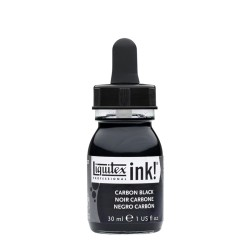 337 - Liquitex Acrylic Ink Nero carbone