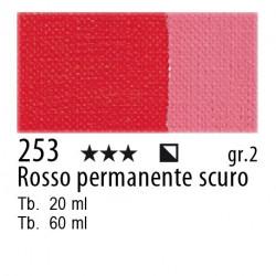 253 - Maimeri Olio Classico Rosso permanente scuro