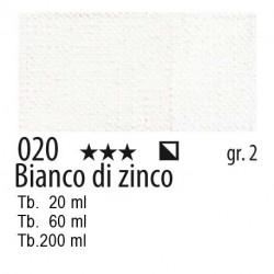 020 - Maimeri Olio Classico Bianco di zinco