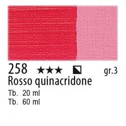 258 - Maimeri Olio Classico Rosso quinacridone