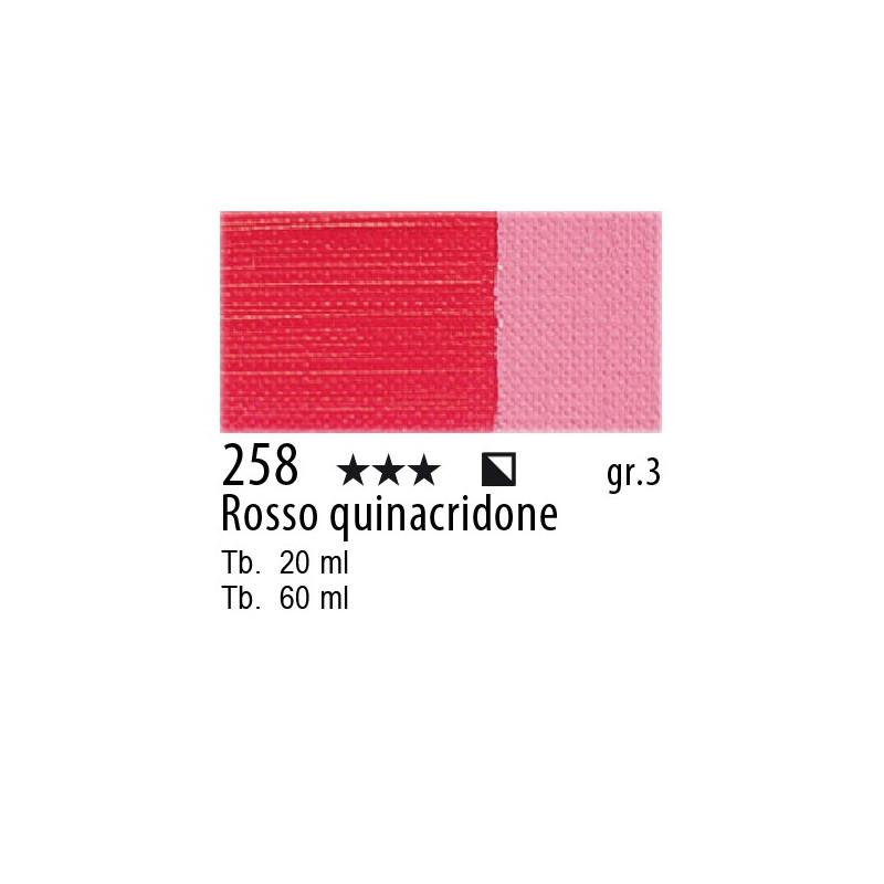 Maimeri Olio Classico Rosso quinacridone