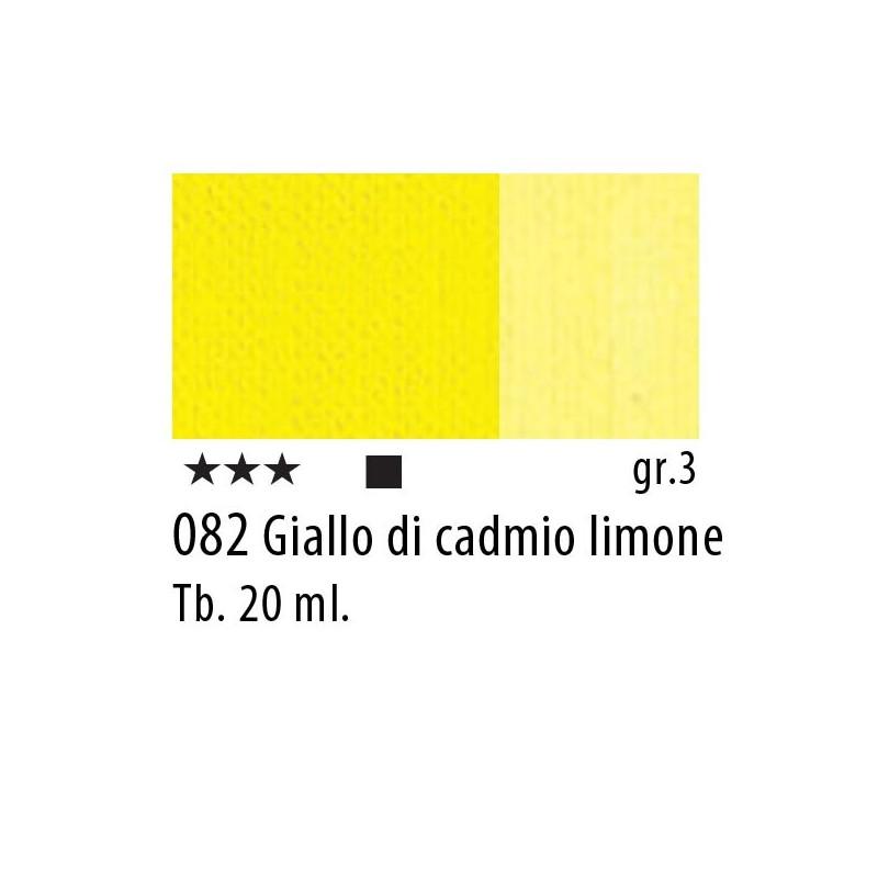 082 - Maimeri Restauro Giallo di Cadmio limone