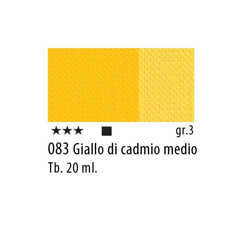 083 - Maimeri Restauro Giallo di Cadmio medio