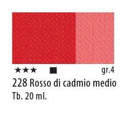 228 - Maimeri Restauro Rosso di Cadmio medio