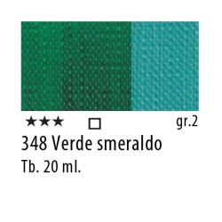 348 - Maimeri Restauro Verde Smeraldo