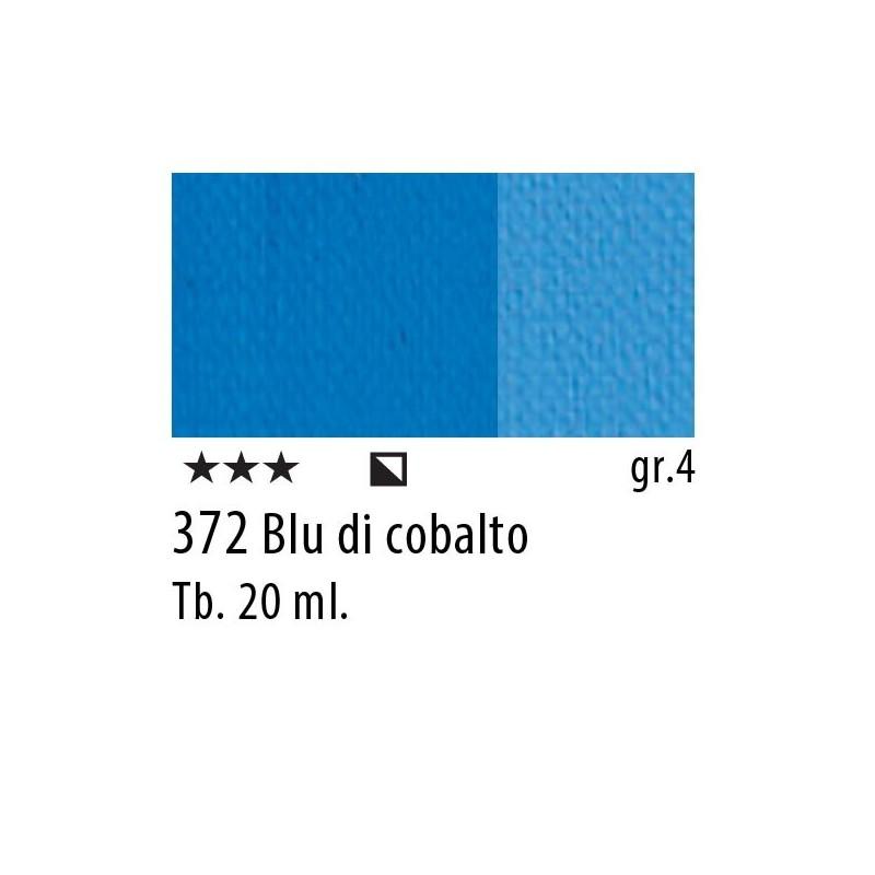 372 - Maimeri Restauro Blu di Cobalto