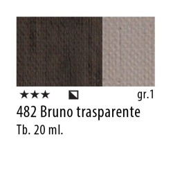 482 - Maimeri Restauro Bruno Trasparente