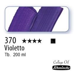 370 – Schmincke Olio College Violetto