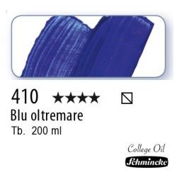 410 – Schmincke Olio College Blu oltremare