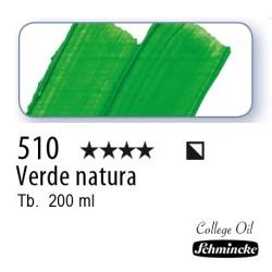 510 – Schmincke Olio College Verde natura