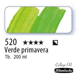 520 – Schmincke Olio College Verde primavera