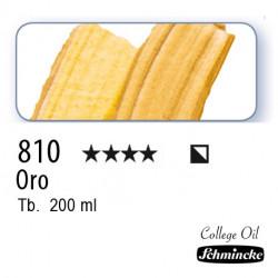810 – Schmincke Olio College Oro