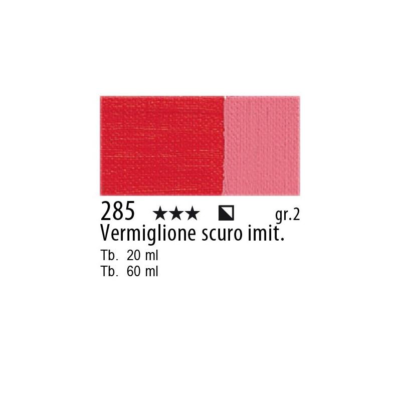 Maimeri Olio Classico Vermiglione scuro imit.