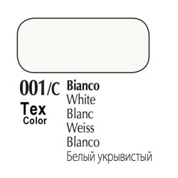 001/C - Tex Color Bianco 50ml