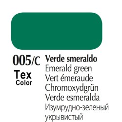 005/C - Tex Color Verde Smeraldo 50ml