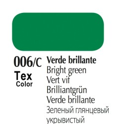 006/C - Tex Color Verde Brillante 50ml