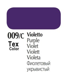009/C - Tex Color Violetto 50ml