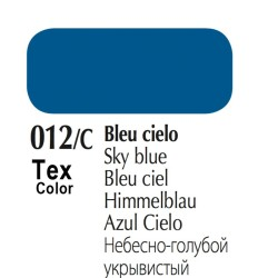 012/C - Tex Color Bleu Cielo 50ml