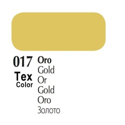 017 - Tex Color Oro 50ml
