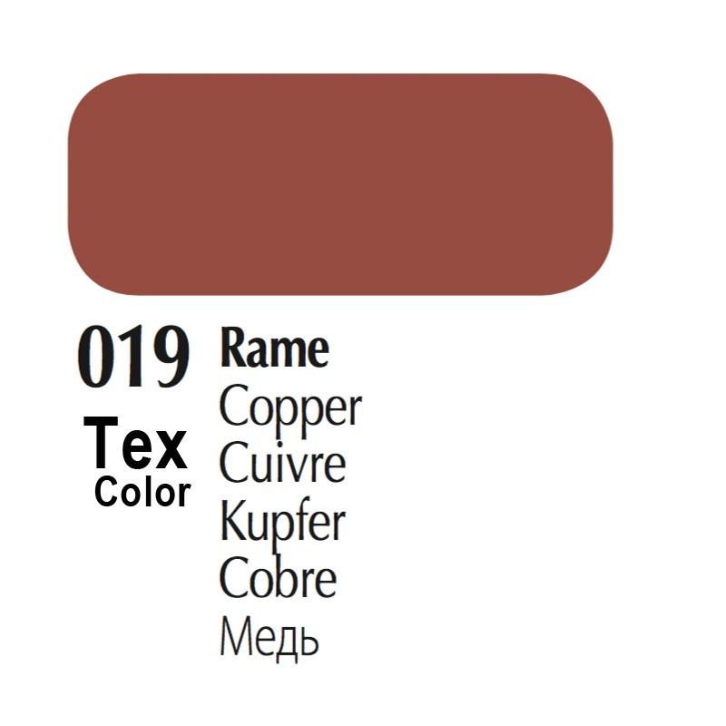 019 - Tex Color Rame 50ml