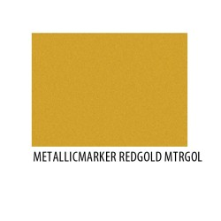 Metallicmarker Red Gold MTRGOL