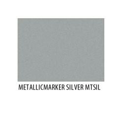 Metallicmarker Silver MTSIL