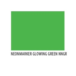 Neonmarker Glowing Green NNGR