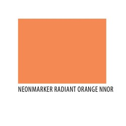 Neonmarker Radiant Orange NNOR