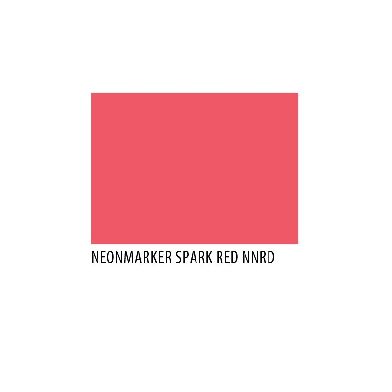 Neonmarker Spark Red NNRD