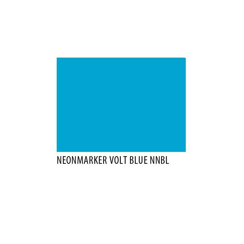 Neonmarker Volt Blue NNBL