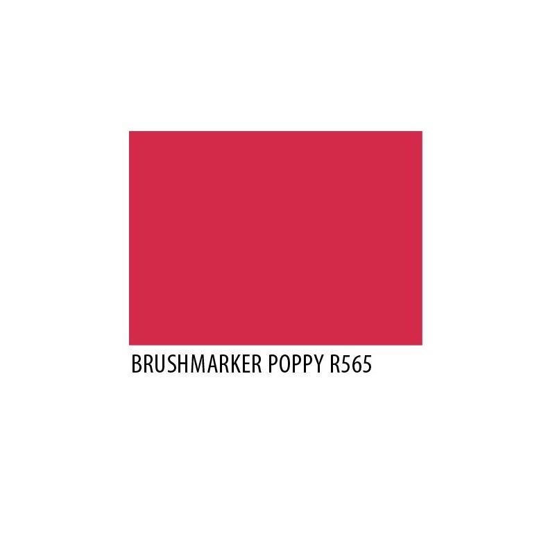Brushmarker Poppy R565