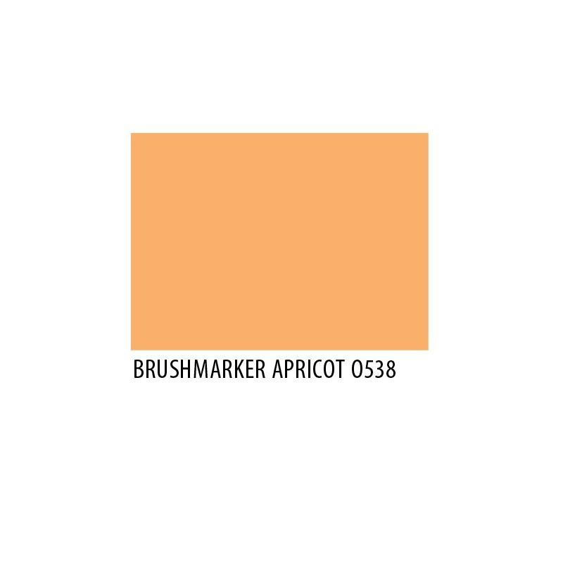 Brushmarker Apricot O538