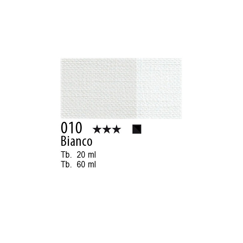010 - Maimeri Tempera Fine Bianco