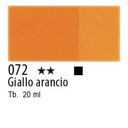 072 - Maimeri Tempera Fine Giallo arancio