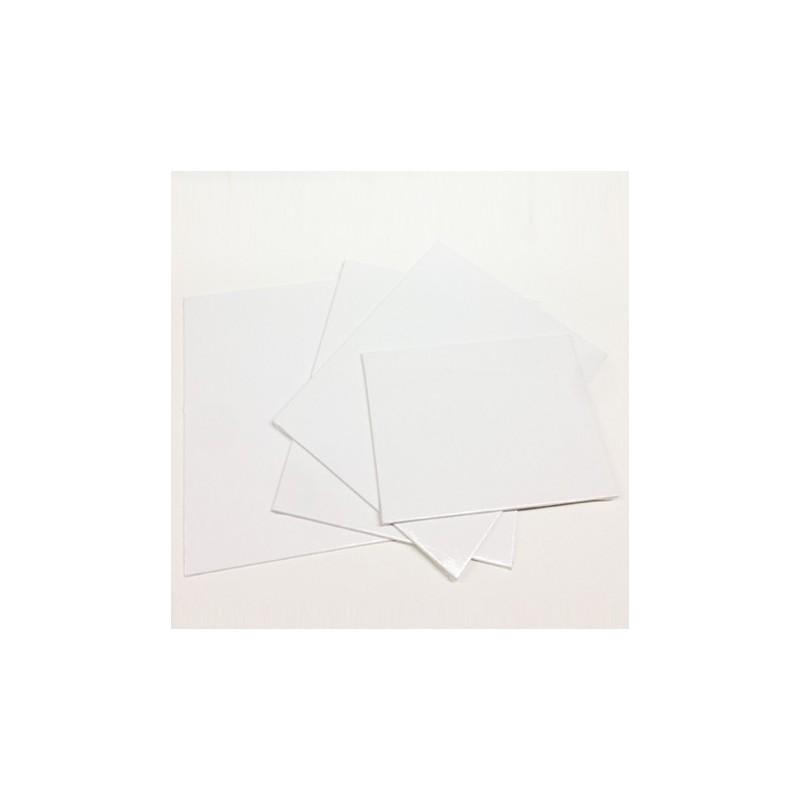 CM.10X15-Cartone telato rettangolare/quadrato
