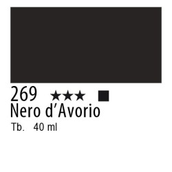 269 - Lefranc Olio Fine Nero d'avorio