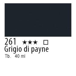 261 - Lefranc Olio Fine Grigio di payne