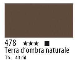 478 - Lefranc Olio Fine Terra d'ombra naturale