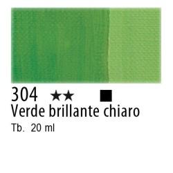 304 - Maimeri Tempera Fine Verde brillante chiaro