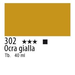 302 - Lefranc Olio Fine Ocra gialla