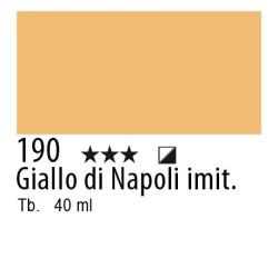190 - Lefranc Olio Fine Giallo di napoli imit