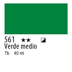 561 - Lefranc Olio Fine Verde medio