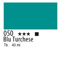 050 - Lefranc Olio Fine Blu turchese